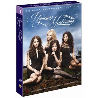 Pequeñas mentirosas  Temporada 1 - DVD