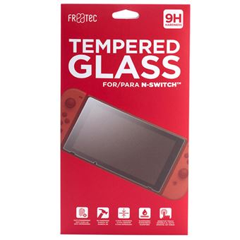 Protector de pantalla FR-TEC Cristal templado para Nintendo Switch
