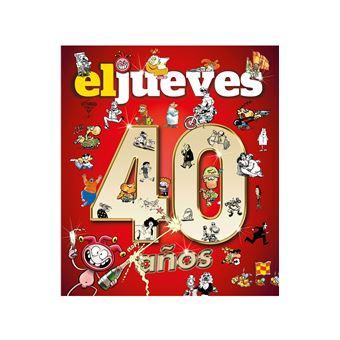 40 años de historia con El Jueves