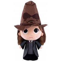 Peluche Harry Potter - Hermione con sombrero seleccionador
