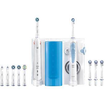 Cepillo eléctrico Oral B Smart 5000 + Irrigador Oxyjet Kit