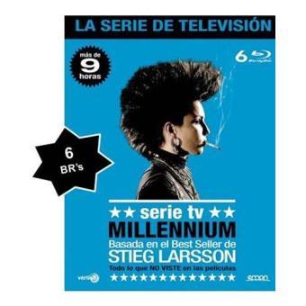 Pack Millennium - La serie - Blu-Ray