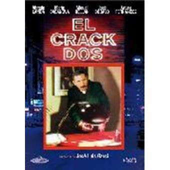 El crack dos - DVD