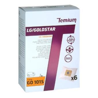 Bolsa para aspirador Temium GO101S
