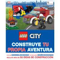 Lego City. Construye tu propia aventura