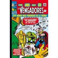 Los Vengadores 1. La llegada de Los Vengadores. Marvel Gold