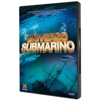 Universo submarino - DVD