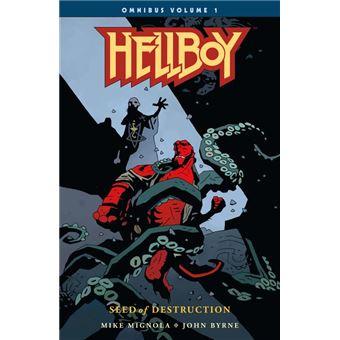 Hellboy omnibus 1 Seed of destruction