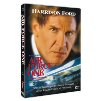 Air Force One (el avión del Presidente) - DVD