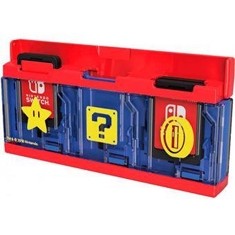 Estuche Hori para juegos Super Mario Pop And Go Nintendo Switch