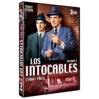 Los Intocables (1960-1961) Vol 3 - DVD