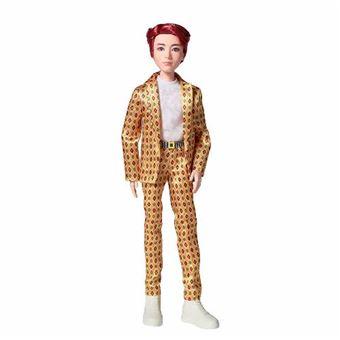 Mattel - Figura BTS Jung Kook