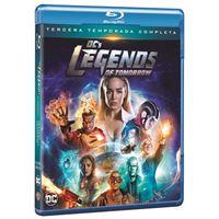 Legends of Tomorrow - Temporada 3 - Blu-ray
