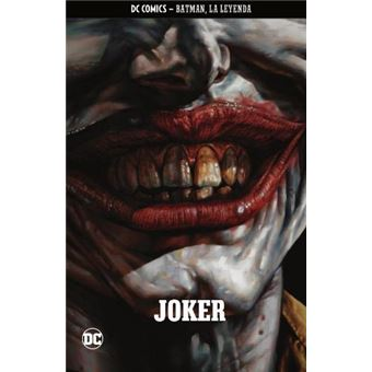 Batman, La Leyenda 08: Joker