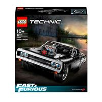 LEGO Technic 42111 Fast & Furious Coche Dodge Charger de Dom