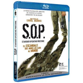 SOP: Standard Operating Procedure - Blu-Ray