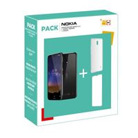 """Nokia 2.2 5,71"""" 16GB Negro + Funda Pack"""
