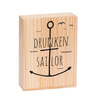 Drunken sailor - Cartas