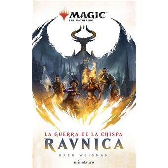 Magic. La Guerra de la Chispa: Ravnica nº1