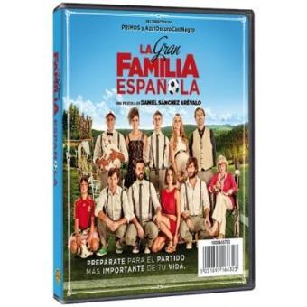 La gran familia española - DVD