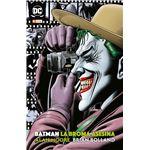 Batman: La Broma Asesina Ed Deluxe extendida