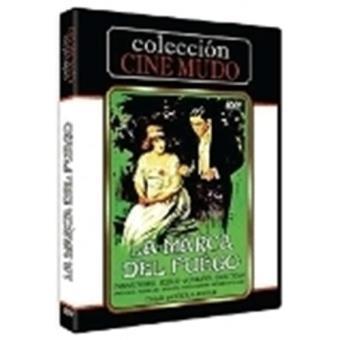 La marca del fuego - DVD