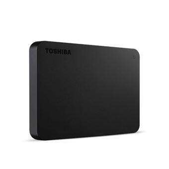 Disco duro externo Toshiba Canvio Basics 4TB Negro