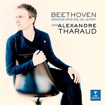 Beethoven - Sonatas Opus 109, 110, 111 - CD + DVD