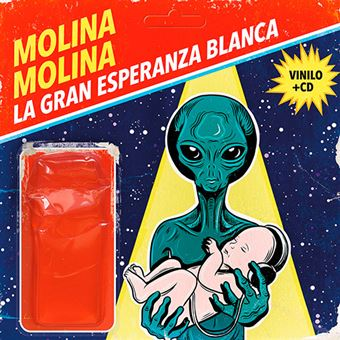 La Gran Esperanza Blanca - Vinilo + CD
