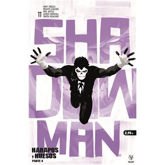 Shadowman 11 - grapa