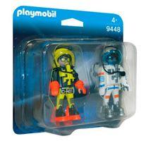 Playmobil Space Astronautas