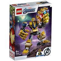 LEGO Super Heroes Marvel 76141 Armadura Robótica de Thanos