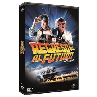 Pack Trilogía Regreso al futuro - DVD