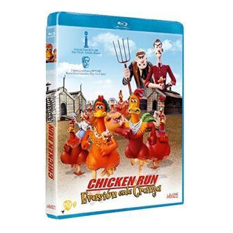 Chicken run - Evasión en la Granja - Blu-Ray