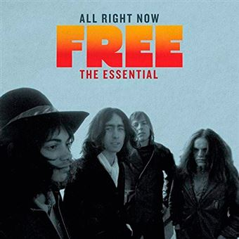 All Right Now - The Essential Free - 3 CD
