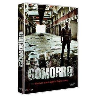 Gomorra. La serie  Temporada 1 - DVD