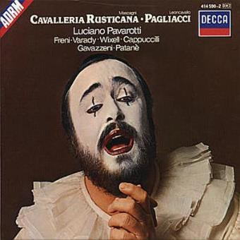 Cavalleria rusticana/Los payasos