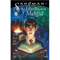 Universo Sandman - Los libros de la magia vol. 1