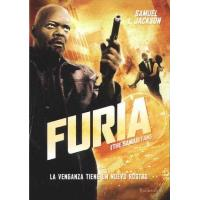 Furia (The Samaritan) - DVD