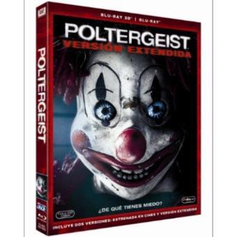 Poltergeist - Blu-Ray + 3D