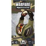 Auriculares gaming Indeca Warfare 2019 PS4