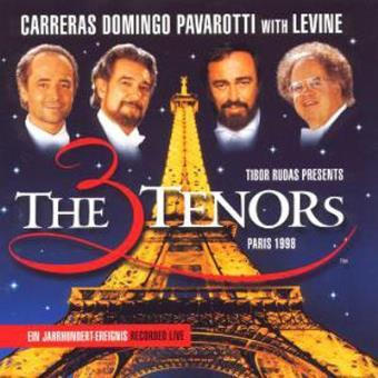 Los tres tenores, París 1998