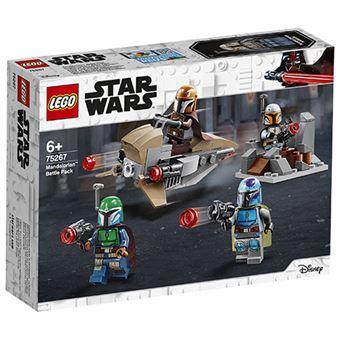 LEGO Star Wars TM 75267 Pack de Combate: Mandalorianos