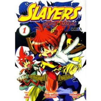 Slayers light magic 1
