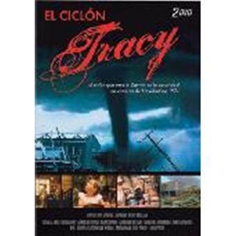 El ciclón Tracy - DVD