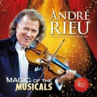 Andre Rieu - Magic of the Musicals (Formato Blu-Ray)
