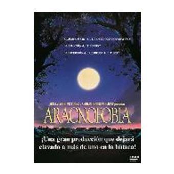 Aracnofobia - DVD