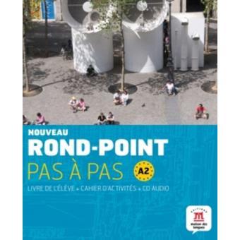 Rond point. Pas a pas A2 + CD