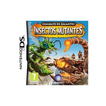 Combate de Gigantes Insectos Mutantes Nintendo DS