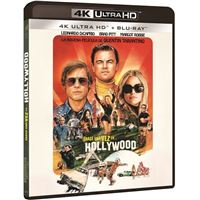 Érase una vez… en Hollywood - UHD + Blu-Ray